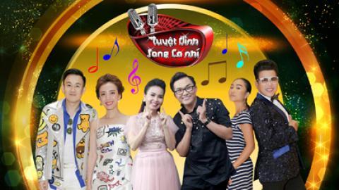 Tuyệt Đỉnh Song Ca Nhí THVL1 Mùa 1 Tập 5 (20/06/2017)