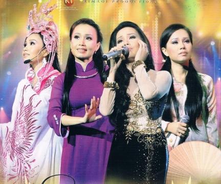 Liveshow Tự Tình Quê Hương 1 Cẩm ly (DVD Disc 1)