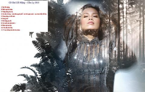 Album Hai lối mộng - Cẩm Ly (Tuyệt phẩm trữ tình 2015)