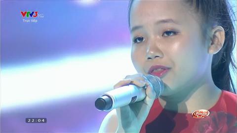 LK Proud of you - Girls on fire - Phạm Nhật Lan Vy (Liveshow 2 Giọng Hát Việt Nhí 2015)