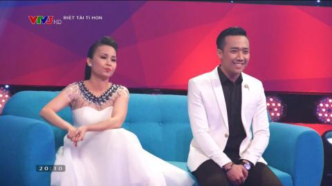 Biệt Tài Tí Hon Tập 3 (15/01/2016) - Trấn Thành - Cẩm Ly,Mỹ Linh - Jonh huy Trần