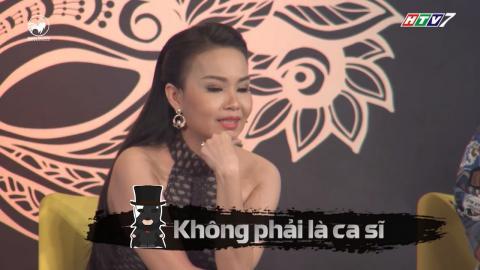 Cẩm Ly, Chí Thiện, Đại Nhân Mặt nạ ngôi sao Tập 14 (05/04/2017)